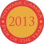 Newark CAMRA Pub of the Year POTY 2012
