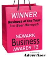 Newark Business of the Year 2012