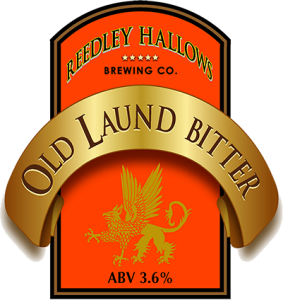Old Laund Bitter pump clip