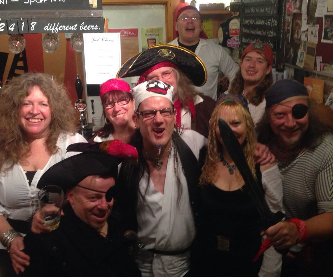 Talk Like a Pirate day 2014