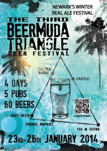 BeerMuda Triangle Beer Festival 2014