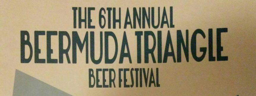 BeerMuda Triangle Beer Festival 2017