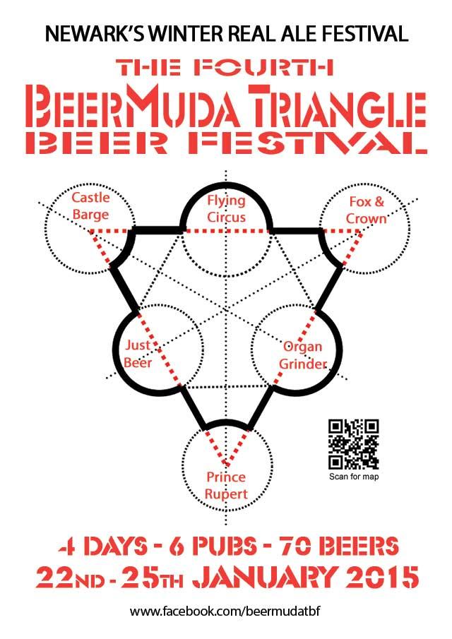 BeerMuda Triangle Beer Festival 2015