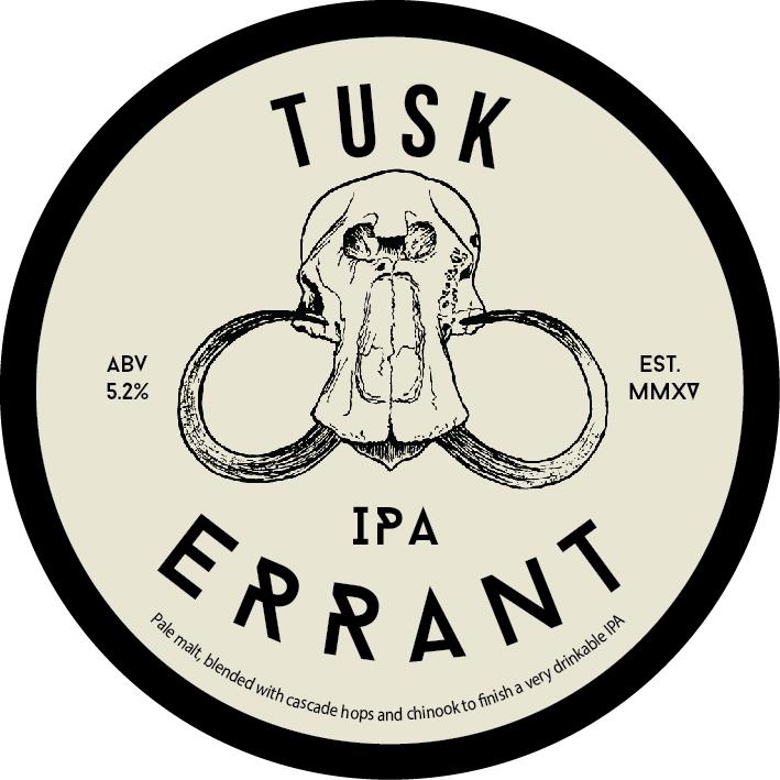 Errant Brewery Tusk